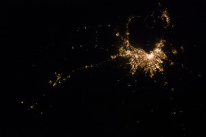 Melbourne ISS 2013 8 15